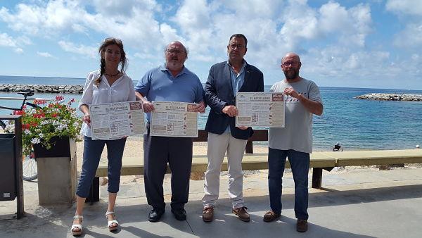 D'esquerra a dreta, Mariona Virgili, Jordi Soler, Joan Català i Pere Costa_opt