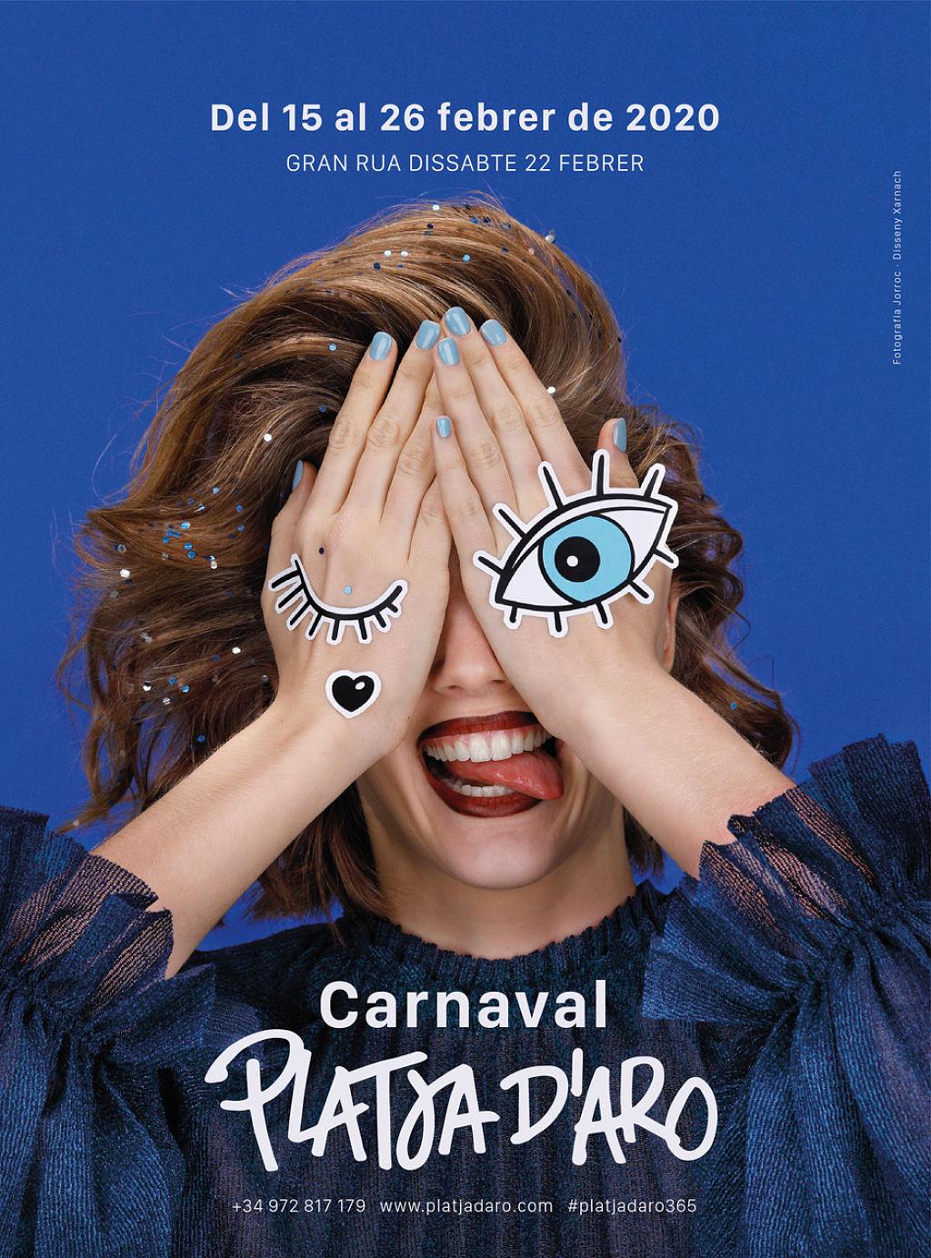 carnaval platja d'aro 2020