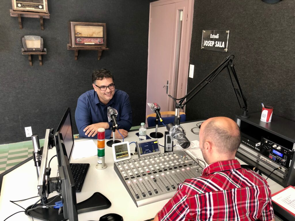 entrevista alcalde maurici jimenez