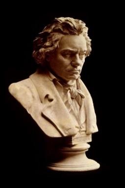 Ludwig Van Beethoven, Busto, Compositor, La Cabeza
