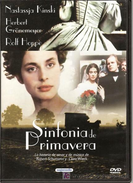 película en dvd sinfonía de primavera, con nata - Buy DVD Movies ...